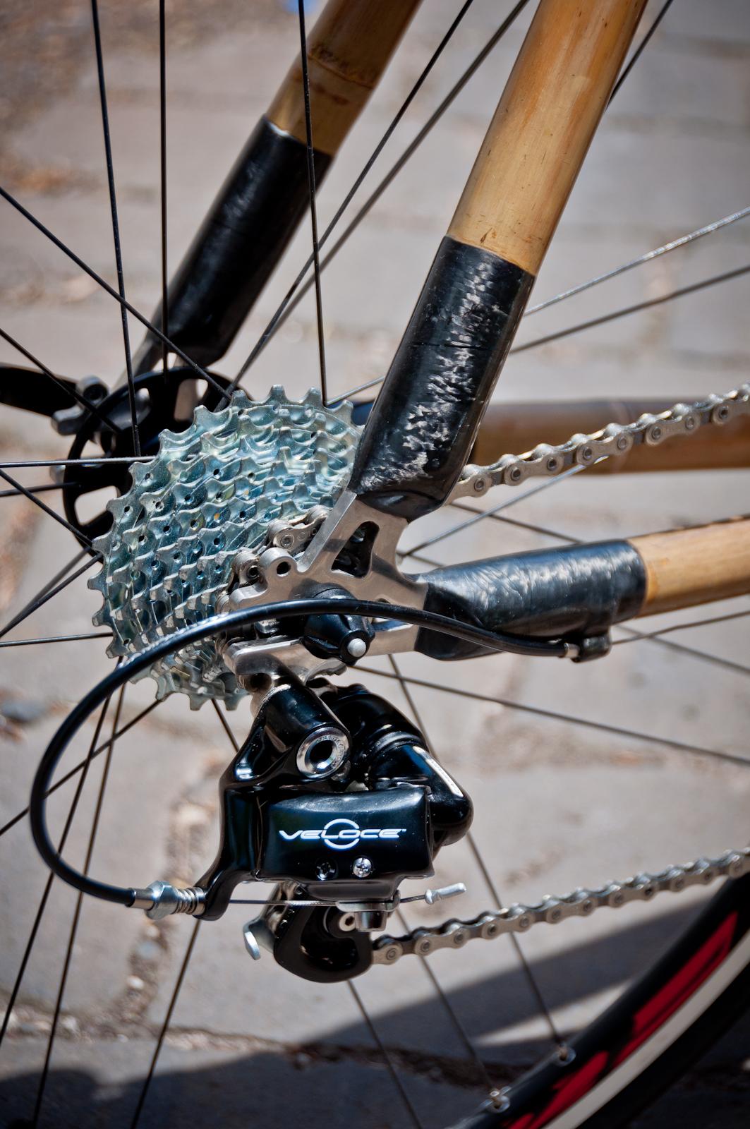 The Samurai Bamboo Bikes Australiabamboo Bikes Australia